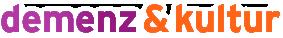 Logo: Demenz und Kultur
